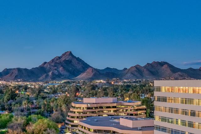 2211 E Camelback Road #1203, Phoenix, AZ 85016 (MLS #5876944) :: The Wehner Group