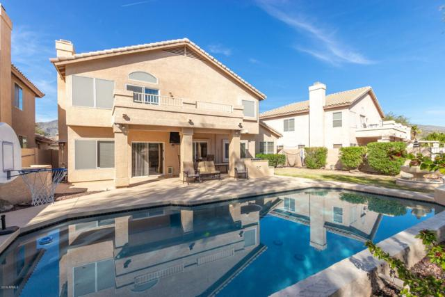 501 W Mountain Vista Drive, Phoenix, AZ 85045 (MLS #5877233) :: Openshaw Real Estate Group in partnership with The Jesse Herfel Real Estate Group