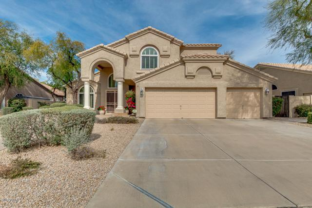 5418 E Hartford Avenue, Scottsdale, AZ 85254 (MLS #5877503) :: CC & Co. Real Estate Team