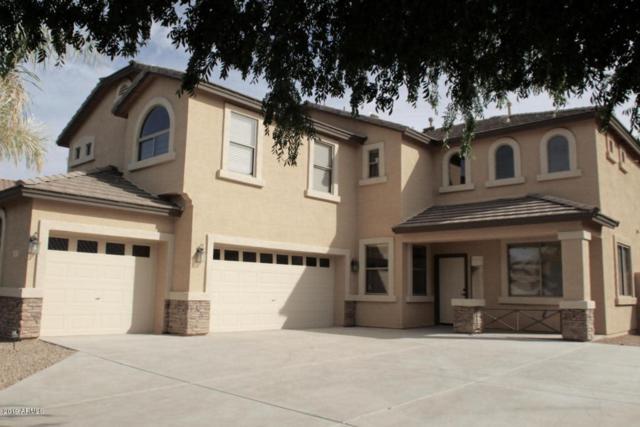 833 W Dexter Way, San Tan Valley, AZ 85143 (MLS #5880369) :: Yost Realty Group at RE/MAX Casa Grande