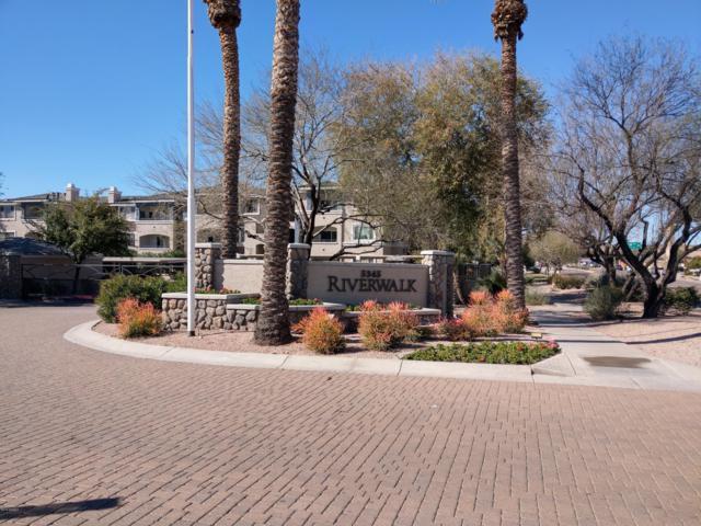 5345 E Van Buren Street #120, Phoenix, AZ 85008 (MLS #5881677) :: The W Group