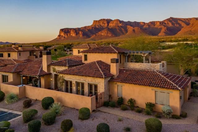 7500 E Golden Eagle Circle, Gold Canyon, AZ 85118 (MLS #5882566) :: The W Group