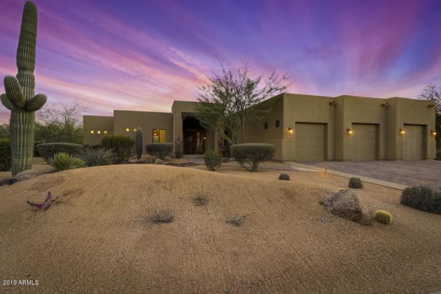 5459 E Desert Forest Trail, Cave Creek, AZ 85331 (MLS #5885010) :: The Daniel Montez Real Estate Group