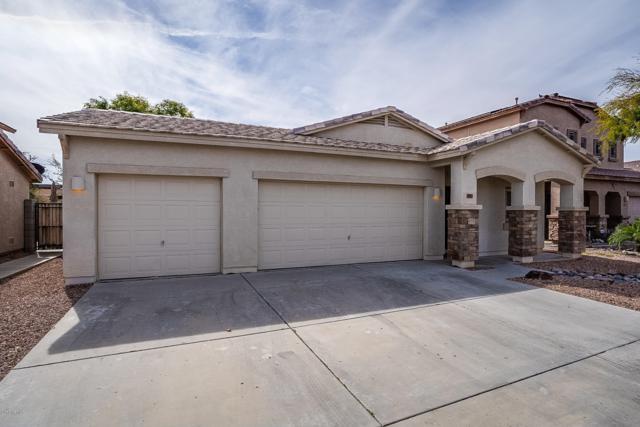 17053 W Carmen Drive, Surprise, AZ 85388 (MLS #5885983) :: Yost Realty Group at RE/MAX Casa Grande