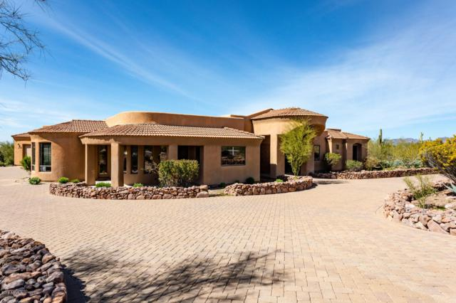 7160 E Grand View Lane, Apache Junction, AZ 85119 (MLS #5886521) :: Brett Tanner Home Selling Team