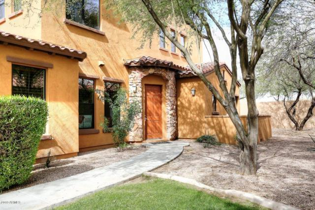 20750 N 87TH Street #1010, Scottsdale, AZ 85255 (MLS #5886663) :: Yost Realty Group at RE/MAX Casa Grande