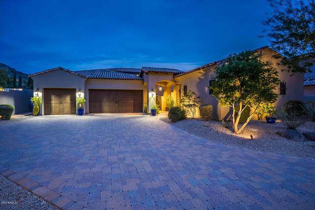 6715 N 39TH Way, Paradise Valley, AZ 85253 (MLS #5887624) :: neXGen Real Estate