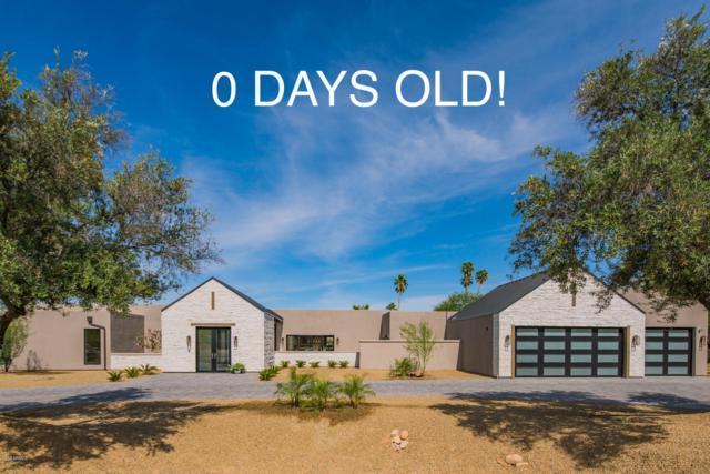 5345 E Orchid Lane, Paradise Valley, AZ 85253 (MLS #5888953) :: CC & Co. Real Estate Team
