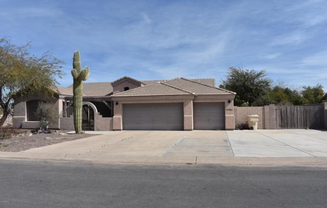 14561 S Country Club Way, Arizona City, AZ 85123 (MLS #5889241) :: The Laughton Team