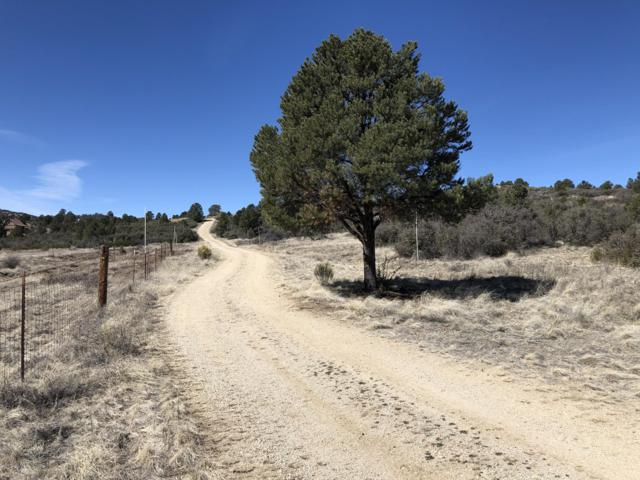 000-Xx W Legacy Lane, Peeples Valley, AZ 86332 (MLS #5889699) :: Yost Realty Group at RE/MAX Casa Grande