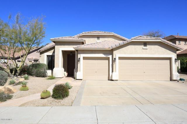 4626 E Brilliant Sky Drive, Cave Creek, AZ 85331 (MLS #5894973) :: The Laughton Team