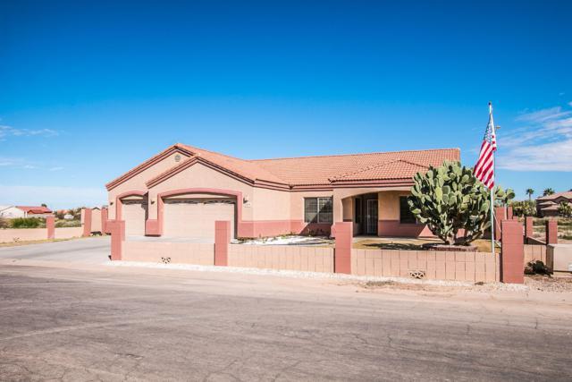 10876 W San Lazaro Drive, Arizona City, AZ 85123 (MLS #5895185) :: Yost Realty Group at RE/MAX Casa Grande