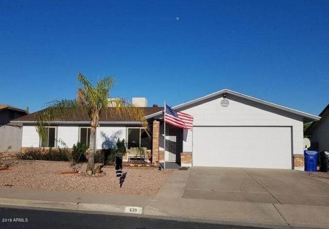 639 S 35TH Place, Mesa, AZ 85204 (MLS #5897619) :: Occasio Realty