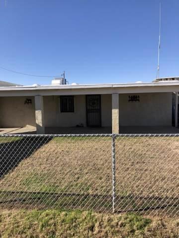 20908 W Lower Buckeye Road, Buckeye, AZ 85326 (MLS #5898119) :: Long Realty West Valley