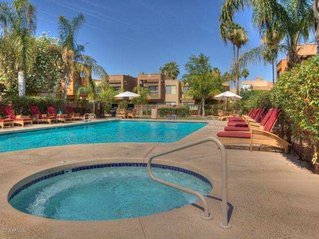 3500 N Hayden Road #1603, Scottsdale, AZ 85251 (MLS #5898358) :: The Wehner Group
