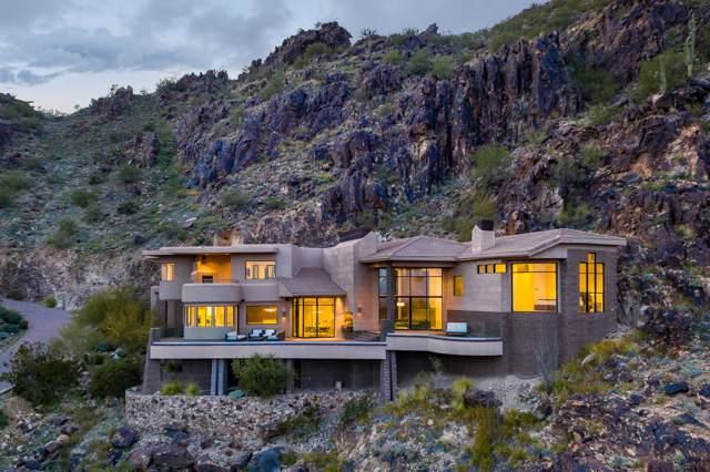 5720 E Cheney Drive, Paradise Valley, AZ 85253 (MLS #5902645) :: Riddle Realty Group - Keller Williams Arizona Realty
