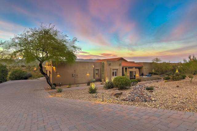 7824 E Breathless Drive, Carefree, AZ 85377 (MLS #5914991) :: Riddle Realty Group - Keller Williams Arizona Realty