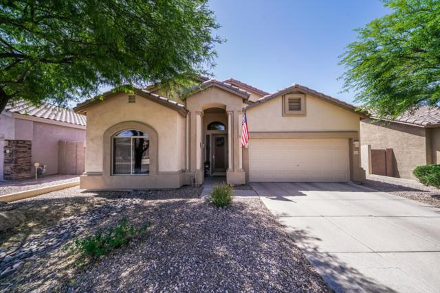 3055 N Red Mountain Road #124, Mesa, AZ 85207 (MLS #5915403) :: The Daniel Montez Real Estate Group