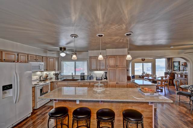 18557 S Anna Smith Road, Peeples Valley, AZ 86332 (MLS #5917070) :: The Kenny Klaus Team