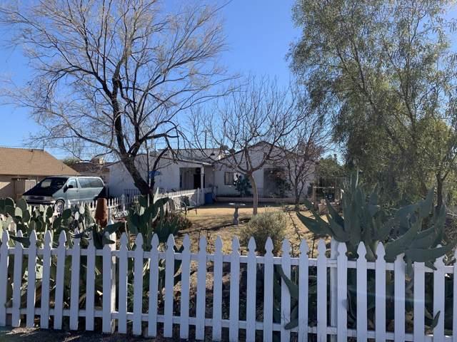 453 W Hess Avenue, Coolidge, AZ 85128 (MLS #5917487) :: Revelation Real Estate