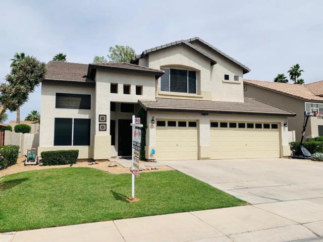 41 N Sandstone Street, Gilbert, AZ 85234 (MLS #5918486) :: CC & Co. Real Estate Team