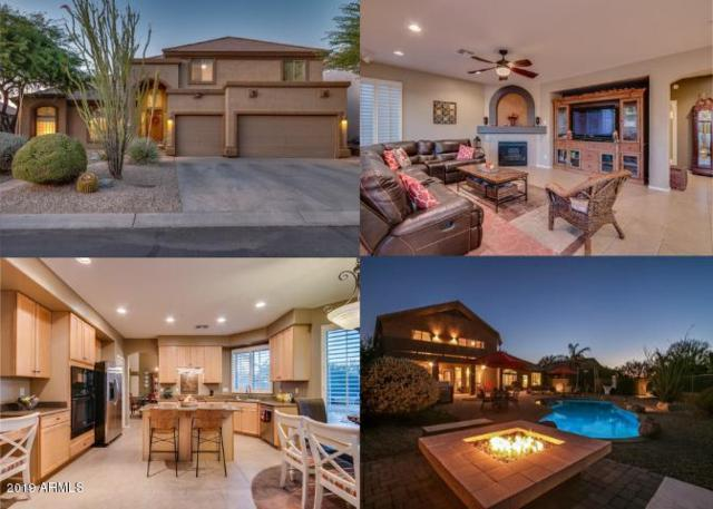 7682 E Mariposa Grande Road, Scottsdale, AZ 85255 (MLS #5919104) :: The Wehner Group