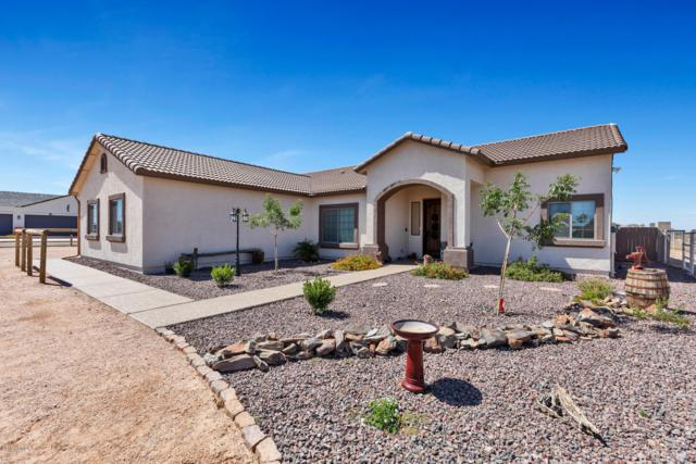 898 W Rhonda View Road, San Tan Valley, AZ 85143 (MLS #5919376) :: Phoenix Property Group