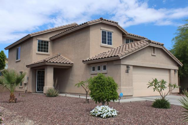 648 S 222ND Lane, Buckeye, AZ 85326 (MLS #5923788) :: The W Group