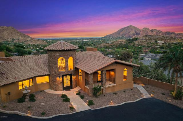 7525 N Clearwater Parkway, Paradise Valley, AZ 85253 (MLS #5928583) :: CC & Co. Real Estate Team
