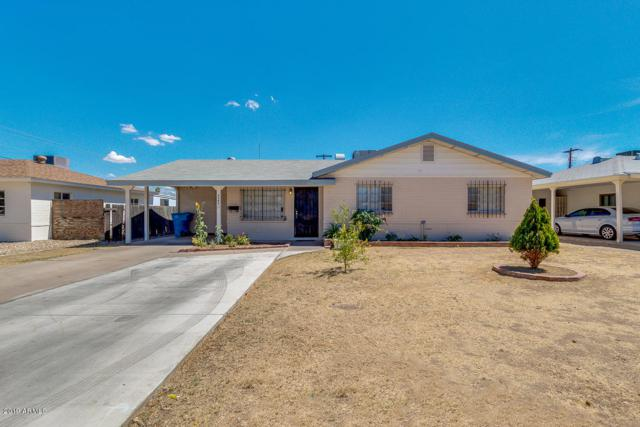2305 W Maryland Avenue, Phoenix, AZ 85015 (MLS #5932968) :: Brett Tanner Home Selling Team