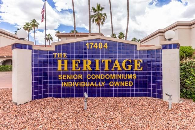 17404 N 99TH Avenue #110, Sun City, AZ 85373 (MLS #5933150) :: Klaus Team Real Estate Solutions