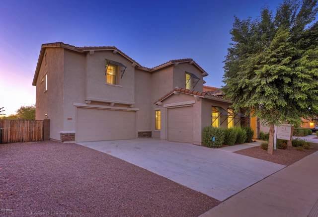 11538 N 156TH Lane, Surprise, AZ 85379 (MLS #5933248) :: The Garcia Group