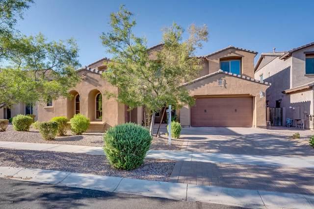 2936 E Blue Sage Road, Gilbert, AZ 85297 (MLS #5940330) :: Revelation Real Estate