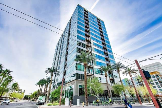 1 E Lexington Avenue #201, Phoenix, AZ 85012 (MLS #5940446) :: Santizo Realty Group