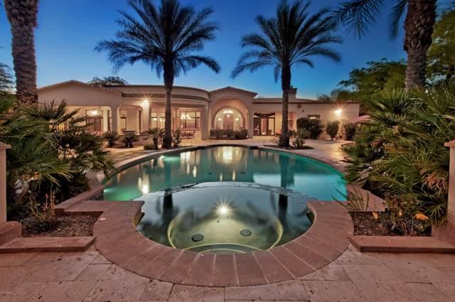 5401 E Mockingbird Lane, Paradise Valley, AZ 85253 (MLS #5944198) :: The Kenny Klaus Team