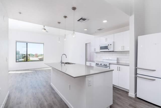 1130 N 2nd Street #308, Phoenix, AZ 85004 (MLS #5947209) :: Kortright Group - West USA Realty