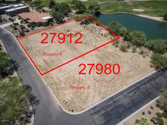 27912 N Tranquilo Lane, Rio Verde, AZ 85263 (MLS #5947417) :: CC & Co. Real Estate Team