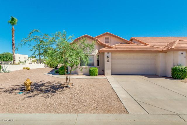 2055 N 56TH Street N #32, Mesa, AZ 85215 (MLS #5948053) :: Kortright Group - West USA Realty