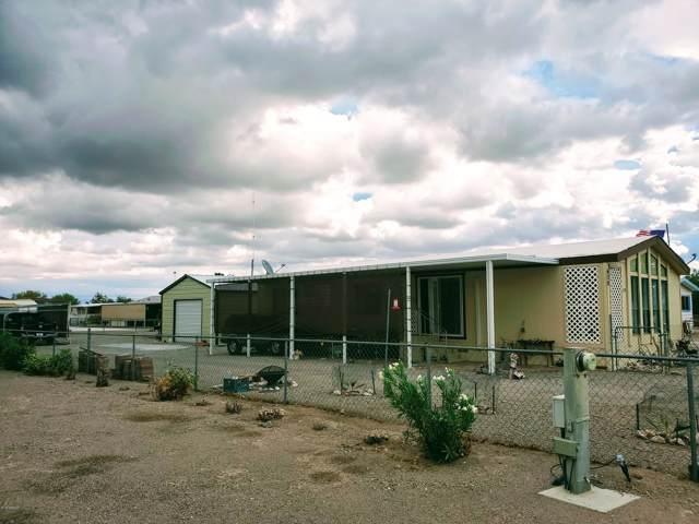 630 W Hagley Loop, Quartzsite, AZ 85346 (MLS #5949460) :: The Kenny Klaus Team