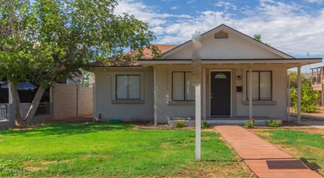 806 E Oak Street, Phoenix, AZ 85006 (MLS #5949710) :: The Property Partners at eXp Realty