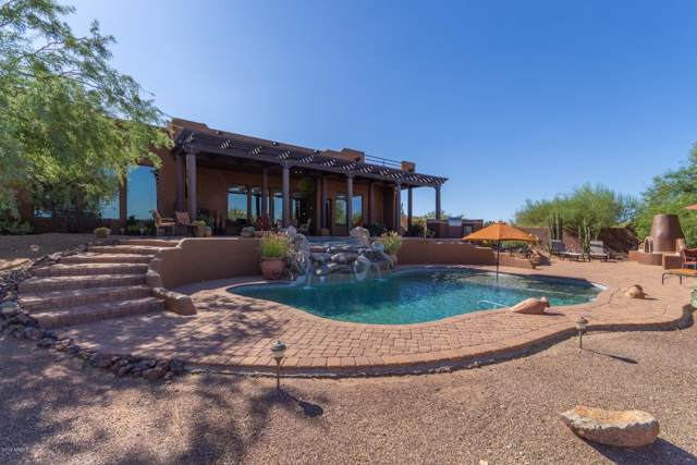 14119 E Milton Court, Scottsdale, AZ 85262 (MLS #5950784) :: Lux Home Group at  Keller Williams Realty Phoenix