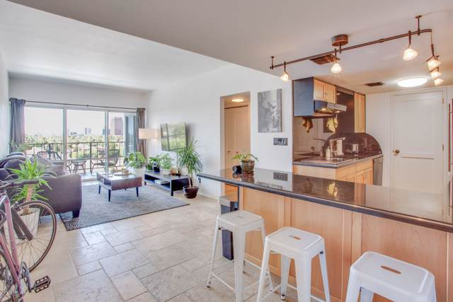 805 N 4TH Avenue #607, Phoenix, AZ 85003 (MLS #5951296) :: Brett Tanner Home Selling Team