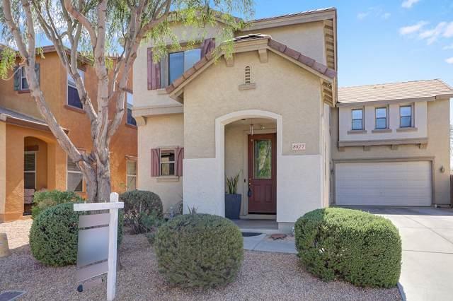 8577 N 63RD Drive, Glendale, AZ 85302 (MLS #5951312) :: Brett Tanner Home Selling Team