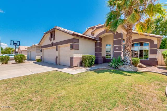 4809 W Erie Street, Chandler, AZ 85226 (MLS #5952113) :: Openshaw Real Estate Group in partnership with The Jesse Herfel Real Estate Group