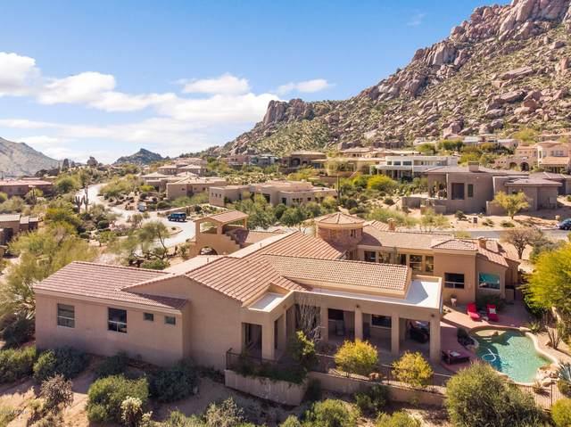 25748 N 113TH Way, Scottsdale, AZ 85255 (MLS #5952159) :: Brett Tanner Home Selling Team