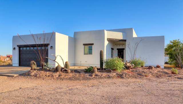 822 N Cortez Road, Apache Junction, AZ 85119 (MLS #5953681) :: CC & Co. Real Estate Team