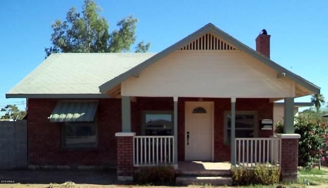 2330 W Adams Street, Phoenix, AZ 85009 (MLS #5955145) :: CC & Co. Real Estate Team