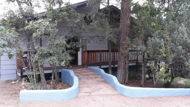 1281 Lofty Lane, Happy Jack, AZ 86024 (MLS #5956388) :: Conway Real Estate