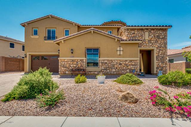 2245 E Tomahawk Drive, Gilbert, AZ 85298 (MLS #5961725) :: BIG Helper Realty Group at EXP Realty