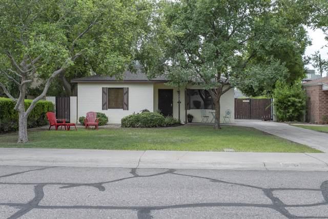 1545 W Edgemont Avenue W, Phoenix, AZ 85007 (MLS #5963660) :: CC & Co. Real Estate Team
